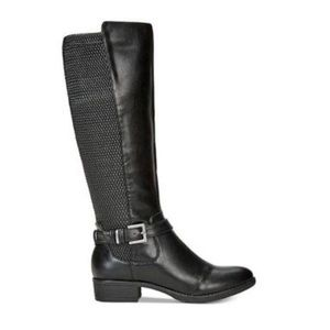 Style & Co. Luciaa Women's Boots Black Size 5.5